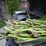 A little fresh asparagus from Yakima, WA.