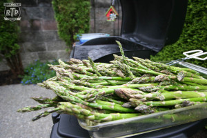 A little fresh asparagus from Yakima, WA.