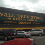 The world famous Wall Drug!