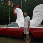 Just a rooster El Camino... doesn't everyone have one?