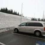 This is May 25th at Rainier.  It was fairly warm and raining.